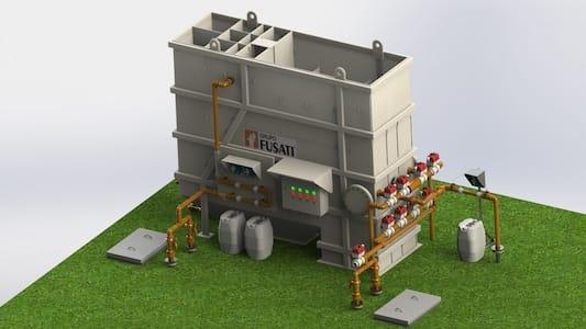 ETA e Reuso de Efluente Industrial